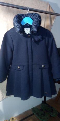 Пальто mayoral р.116 зима весна