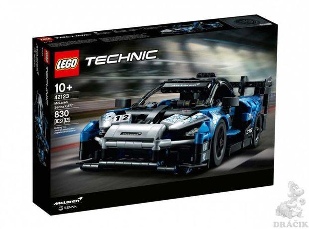 Lego Technic 42123 | 42124 | 42089