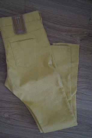Reserved-skinny super spodnie rurki 164 cm nowe