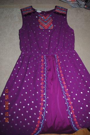 Нарядное платье Monsoon на 12-13 лет
