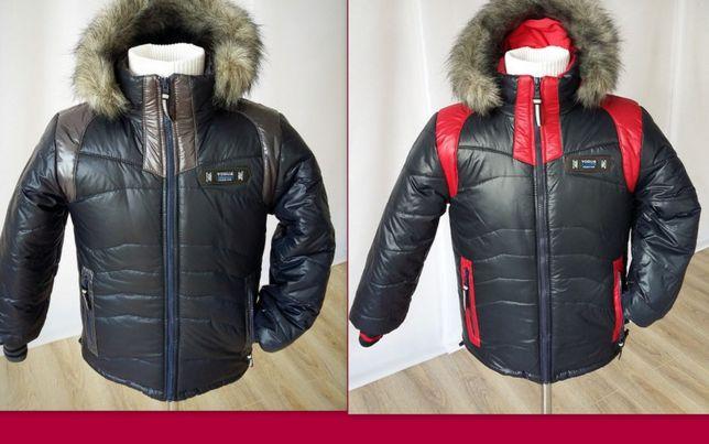 Зимние куртки на мальчика 4-16 лет