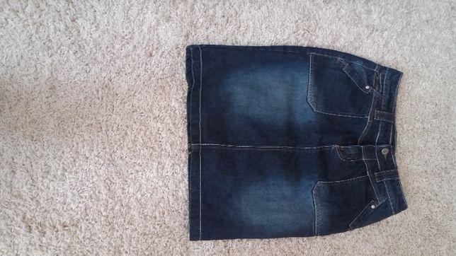 jeansowa spódnica Orsay roz. 34