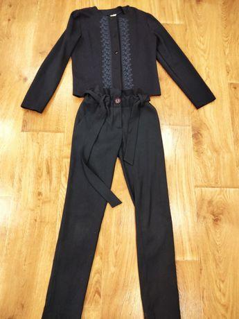 Школьный пиджак и брюки для девочки 134 -146