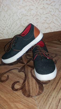 Продам стильные детские кеды, кроссовки, стелька (20,5 см).