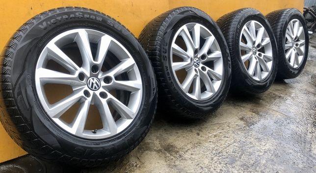 Диски Резина Титан Титаны Р18 R18 Каракумы VW Touareg Туарег 2010-2018