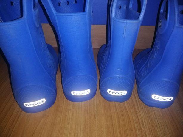 Сапоги кроксы Crocs c 11 c9