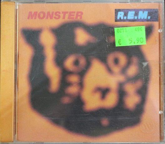 """Cd Musical """"R.E.M - Monster"""""""