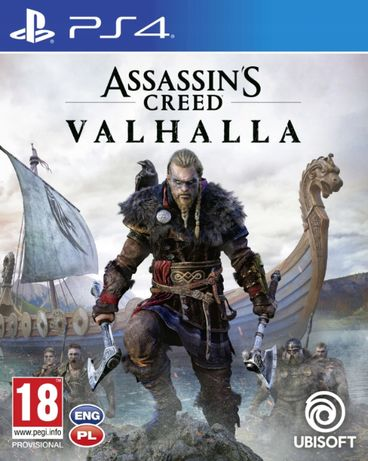 Wymienie PS4 ASSASIN CREED VALHALLA na Ghost of Tsushima