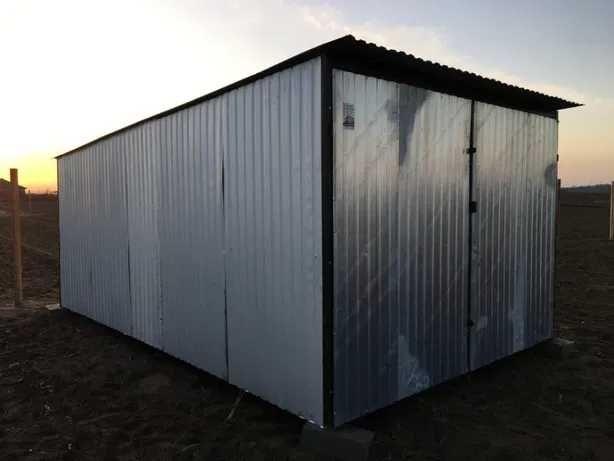 Garaże Blaszane-Wyprzedaż
