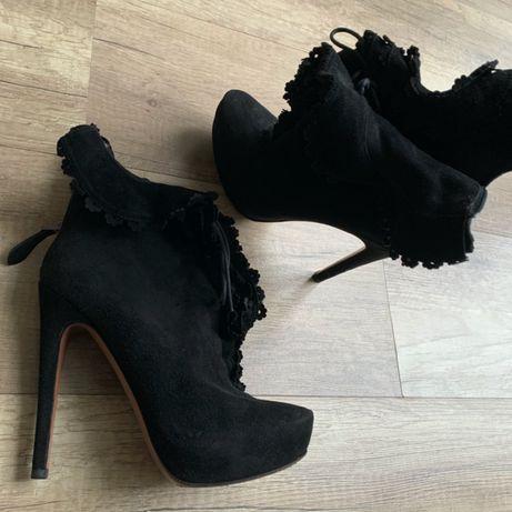 Alaia ботинки оригинал Balmain