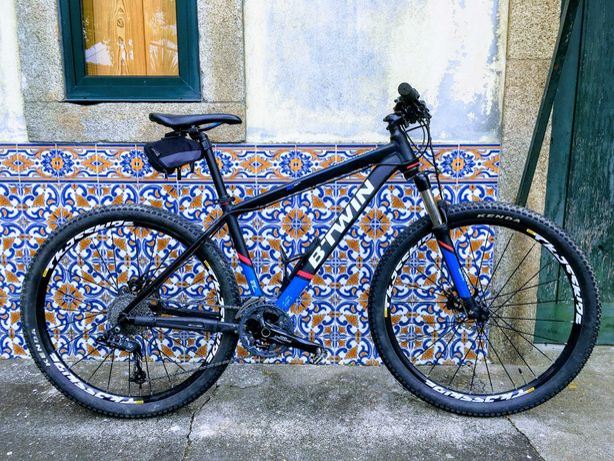 Bicicleta BTT - Btwin Rockrider