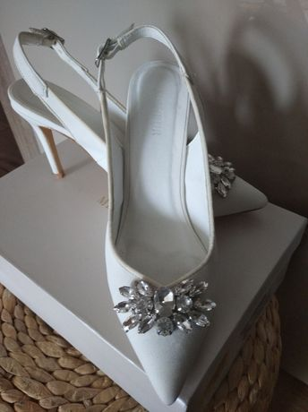 Buty ślubne Menbur
