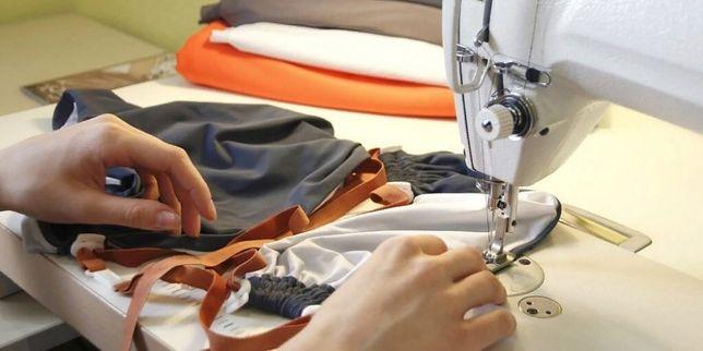 Пошив одежды для магазинов, шоурумов, бутиков. Пошив мерча