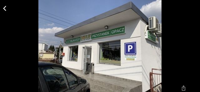 Lokal podpiwniczony ok100m2 w budynku parterow na pizzerie,kebab Opacz