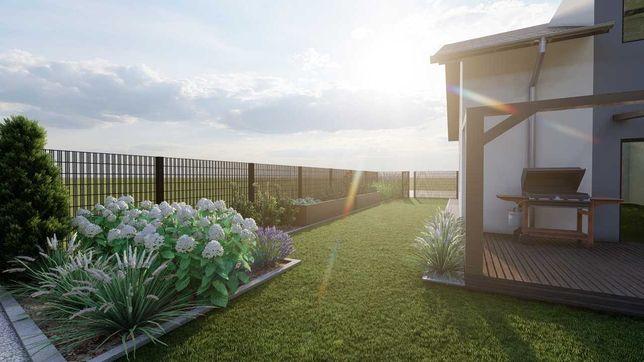 Projektowanie ogrodu, architektura krajobrazu, aranżacja, wizualizacja