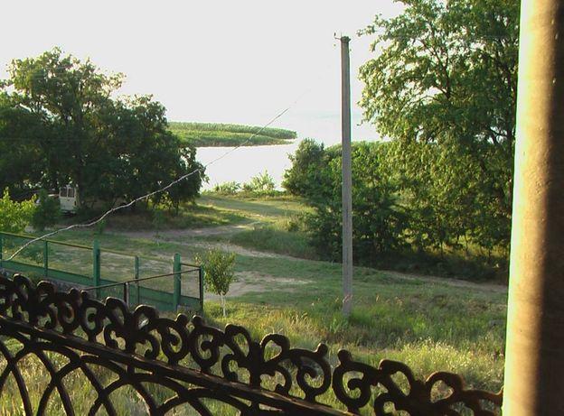 Продам свой недостроенный дом с участком в с. Рыбальче Херсонской обл.