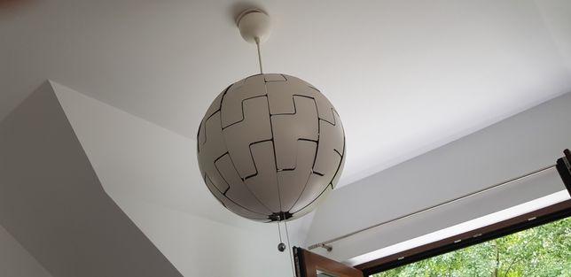 Żyrandol lampa rozkładana super stan