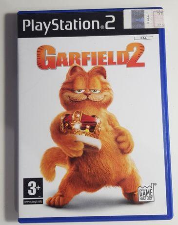 Jogo Playstation 2 - Garfield 2;