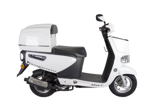 Scooter Transporter 50cc