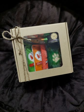 Giftbox dla kota