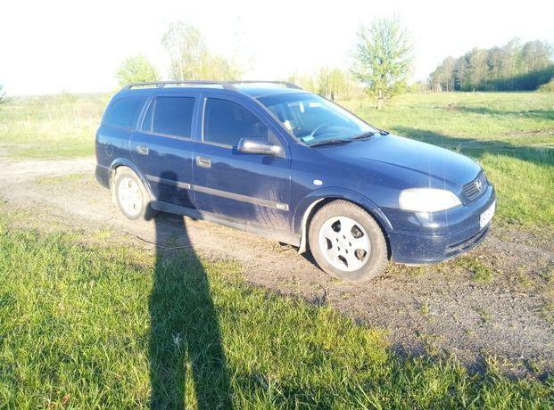 Astra 1999 2.0 турбодизель