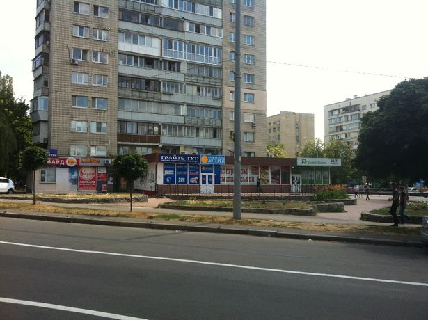 АРЕНДА : Магазин (70 m2) бул. Чоколовский,22