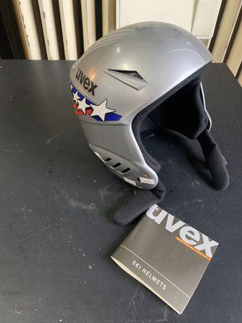 Kask narciarski UVEX rozmiar M