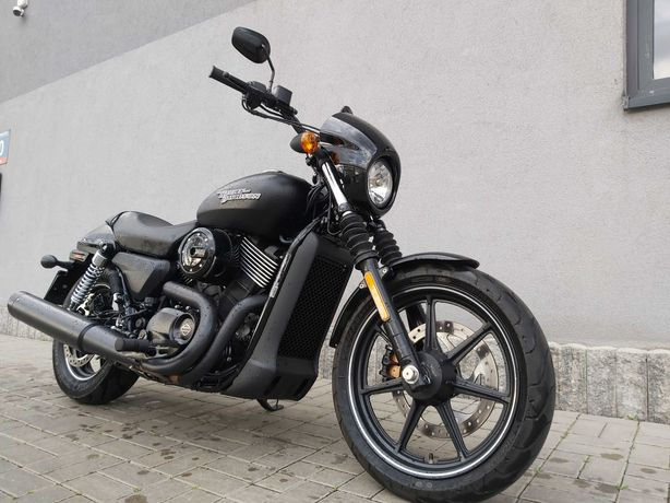 Harley Davidson HD 750 street. Sportster salon Polska 1500km