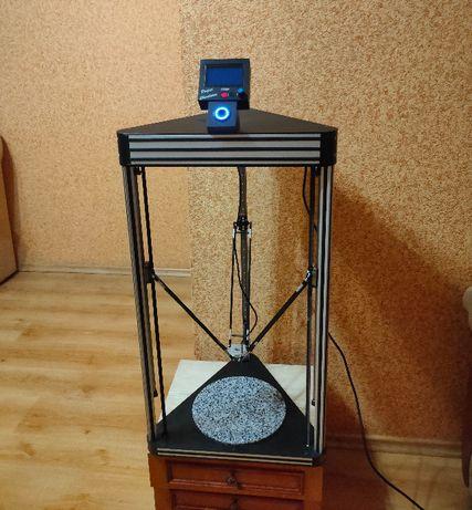 3D принтер, дельта