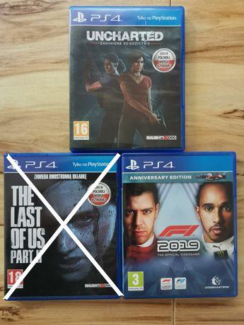 Sprzedam lub zamienię gry na PS4