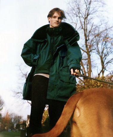 Продам чоловічий пуховик Burberry/ мужской пуховик, зимняя куртка