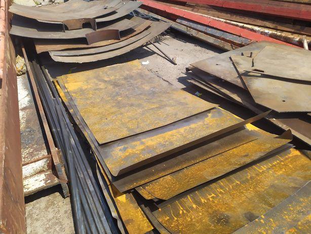 Листовой Металл 0,6 мм - Стальной лист 0,6 мм