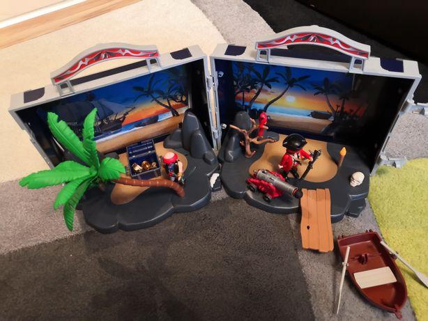 Playmobil piracka wyspa