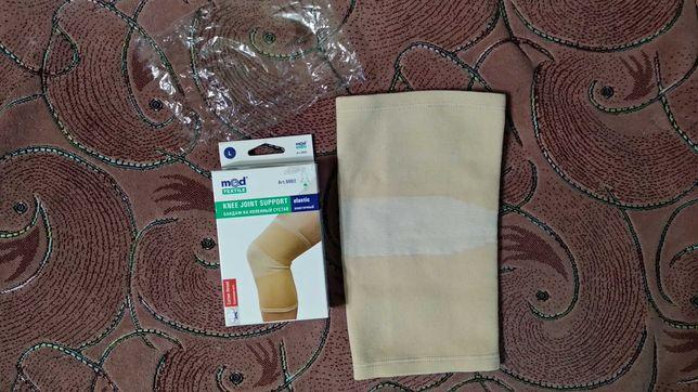 Бандаж на коленный сустав эластичный Med Textile / бандаж на колено