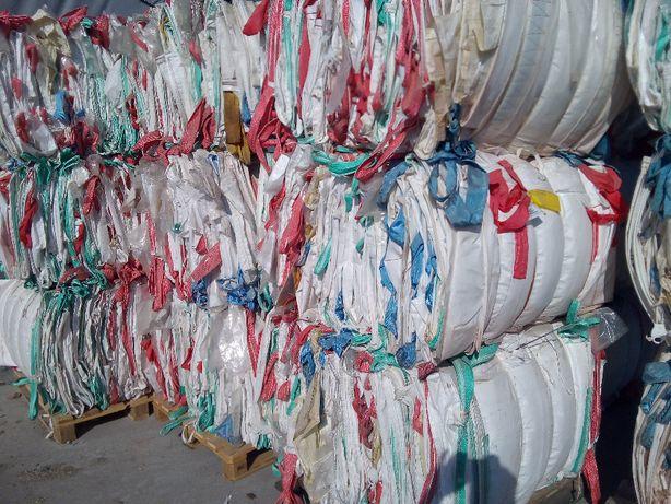 Worki Big Bag 75/105/140cm Do Przechowywnia zbóż Wytrzymałe mocne
