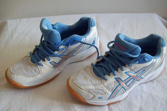 Buty dziecięce  ASICS GEL-Flare 5 C40RQ  halówki roz. 35,5EU 22.23cm