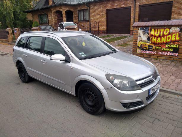 Opel Astra H 1.7 Diesel I rej 2006 Rok