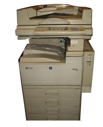 Продам МФУ копір принтер сканер RICOH AFICIO 450, б/у
