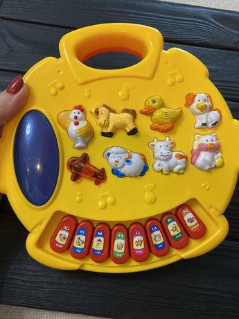 Музыкальная игрушка  для иалышей