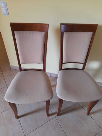 Krzesla do jadalni 8 sztuk