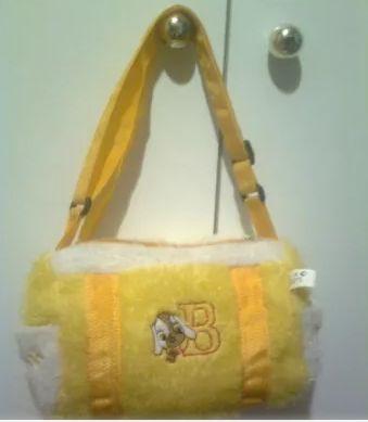 НОВАЯ плюшевая сумочка мягкая игрушка сумка