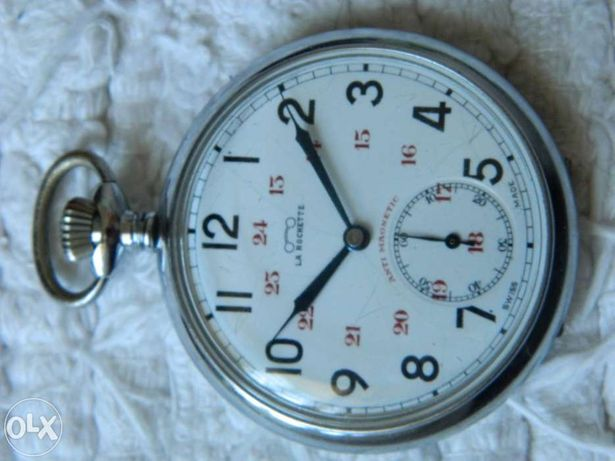 La Rochette - Relógio de bolso antigo