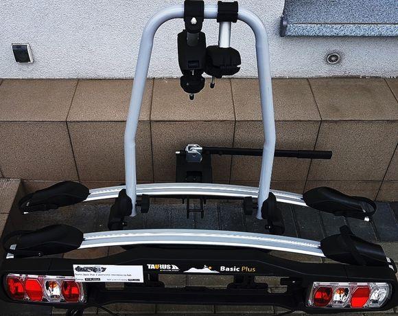 Bagażnik Platforma Rowerowa na hak Taurus Basic Plus - 2 - RATY