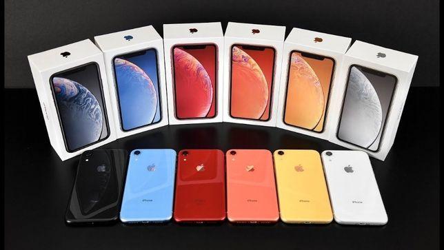 ••НОВЫЙ•• iPhone XR 64• 256 ORIGINAL•Black •White •Blue •Yellow •Coral