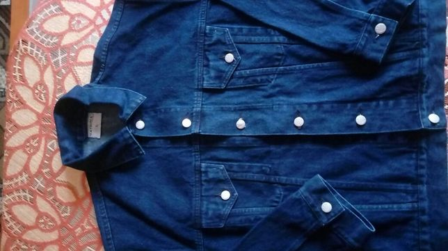 Nowa Katana jeansowa L