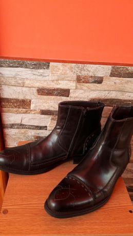 Ботинки Челси мужские кожа ВОХХ