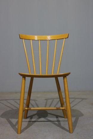 Cadeira Poul M. Volther modelo J46 em faia   Design nórdico
