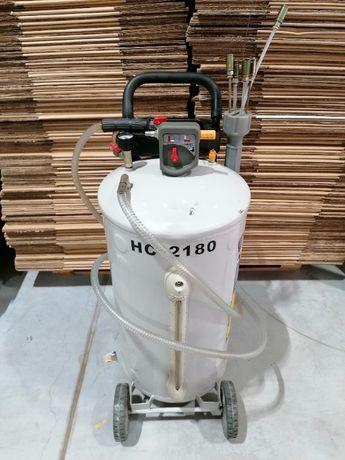 odsysarka wysysarka pneumatyczna do oleju FARYS HC-2180 76l
