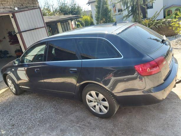 Audi a6c6 avant stan idealny
