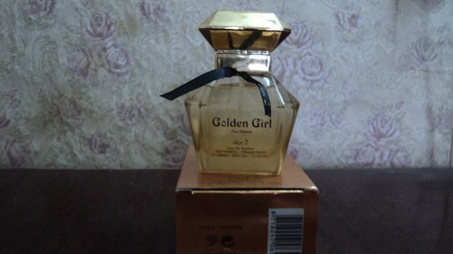 Духи Golden Girl